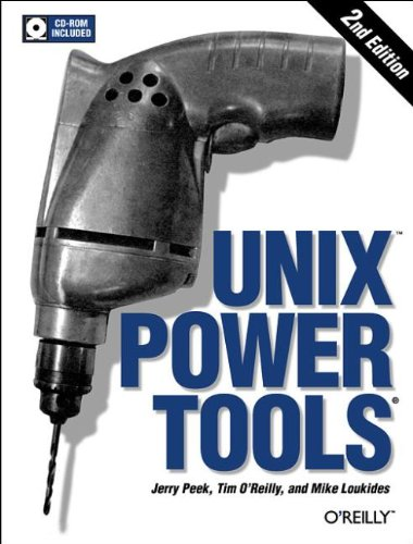 unix-power-tools-2nd-edition-en-anglais