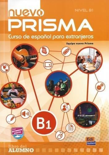 Nuevo prisma. B1. Libro del alumno. Per le Scuole superiori. Con espansione online