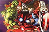 Die besten AVENGERS Kinderrucksäcke - Avengers Decke Coral 1x 1,5cm Bewertungen