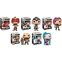 Funko POP! League Of Legends: Lee Sin + Ashe - Video Game Vinyl Figure Set NEW