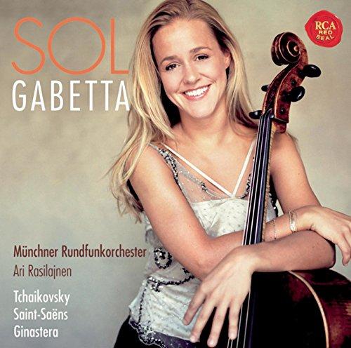 Preisvergleich Produktbild Tschaikowsky / Saint-Saëns / Ginastera: Werke für Cello