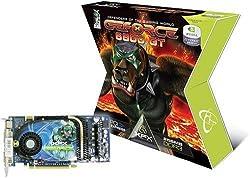 PINE TECH. XFX Geforce 6800 GT - graphics adapter - GF 6800 GT - 256 MB (PVT45GUD)