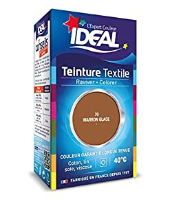 Ideal - 33617270 - Teinture Liquide - Mini 70 - Marron Glacé