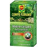 Compo 1335012011 - Abono césped floranid de 1.5 kg
