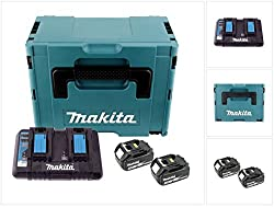 Makita 197629-2 Power Source Kit Lxt, 5Ah, 90 W, 18 V