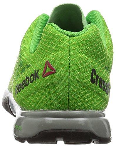 Gris Chaussures Crossfit Vert Reebok 50 Sport Femmes Nano Blanc w8xIHqa