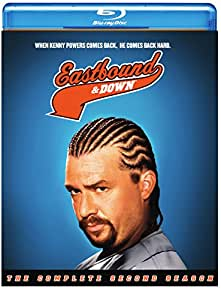 Eastbound & Down: Complete Second Season [Blu-ray] [US Import]