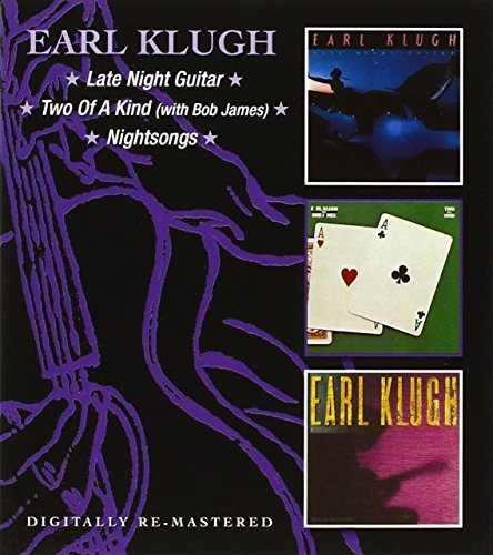 Late Night Guitar/Two of a Kind (With Bob James)/N by Earl Klugh (2013-09-10)