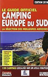 GUIDE OFFICIEL CAMPINGS EUROPE DU SUD 2014