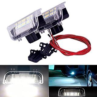 LED Tür Warnung Projektor Licht für Golf 567Jetta MK5MK6MK7Passat 2