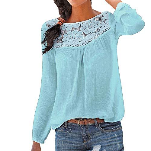 Riou-giacca bluse e camicie donna bluse eleganti donna bluse donna taglie forti camicie donna eleganti abbigliamento maglietta maniche corte allentata donna estate ciglia top manica corta