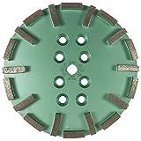 Diamant Schleifscheibe Ø 250 mm für Einscheibenschleifmaschinen zum Schleifen von mittelharten Untergründen