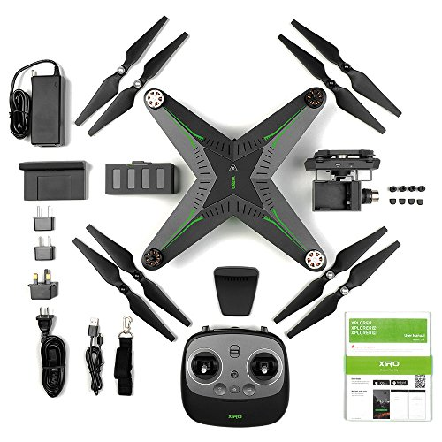 Xiro Xplorer G Drone RTF | XR-16002 - 2