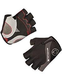 ENDURA - Short Gloves Hyperon, Color Negro, Talla S