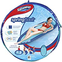 Swimways - Amaca Galleggiante Spring Float, Colori Assortiti, 6038044