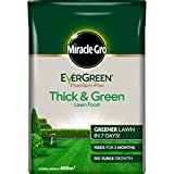 Miracle-Gro EverGreen Premium Plus Thick & Green Lawn Food 8kg - 400m2