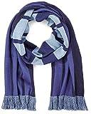 Joop! Herren Schal 17 JSC-Rayn 10004295, Blau (Dark Blue 405), One Size