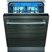 Siemens SN65ZX49CE iQ500 Vollintegrierter Geschirrspüler / A+++ / 237 kWh/Jahr / 2660 L/Jahr / Zeolith Trocknung / WLAN-fähig über Home Connect / glassZone im Oberkorb