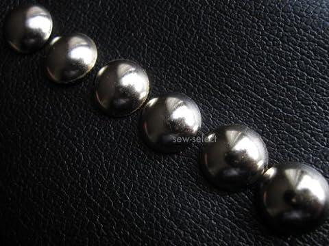 Nickel verchromt, 1000 Nägel Polsternägel Ziernägel-Möbel