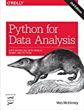 #9: Python for Data Analysis: Data Wrangling with Pandas, NumPy, and IPython