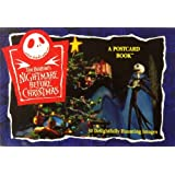 Tim Burton's Nightmare Before Christmas: A Postcard Book by Tim Burton (1993-11-02)