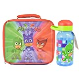 PJ Masks Insulated Lunch Bag/Box and Twist Bottle - Best Reviews Guide