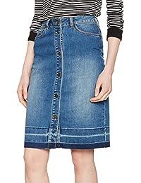 TOM TAILOR Damen Rock Denim Skirt
