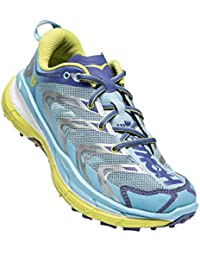HOKA ONE ONE SPEEDGOAT BLEUE CIEL Chaussures de trail femme