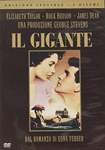 Il gigante(edizione speciale) [2 DVDs] [IT Import] (Ann Rock Taylor)