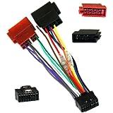 Aerzetix - Adaptador ISO Z5 cable convertidor para enchufe de coche de radio Pioneer C1977