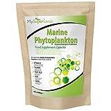 Meeresphytoplankton-Kapseln