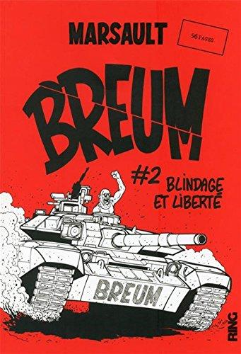 BREUM - tome 2 Blindage et liberté (02) par Marsault