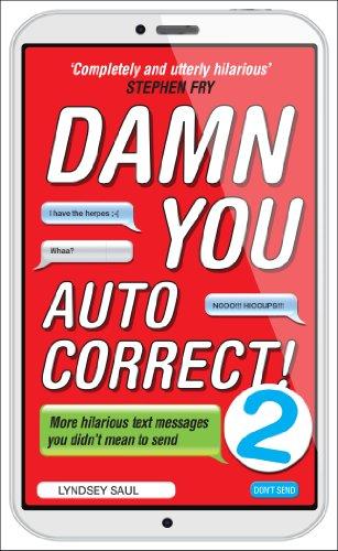 Damn You Autocorrect! 2 (English Edition) Digital-message-system