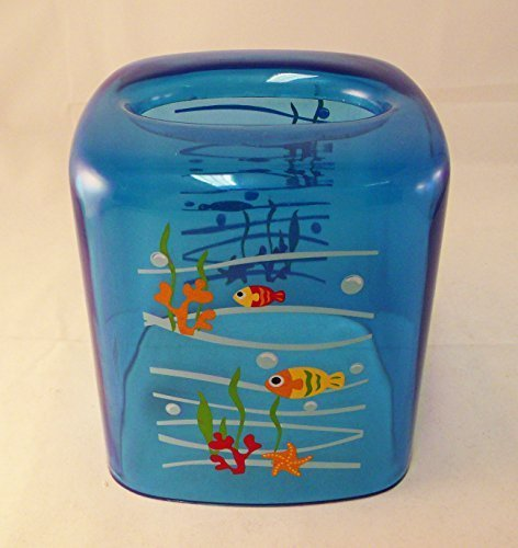 bed-bath-and-beyond-sealife-clear-blue-acrylic-tissue-box-holder-by-sealife