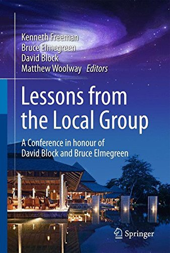 Lessons from the Local Group: A Conference in honour of David Block and Bruce Elmegreen (2014-11-14)