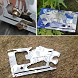 Best Multitool Knives - Portable EDC Card Tool Pocket Knife Multi-Tool Card Review