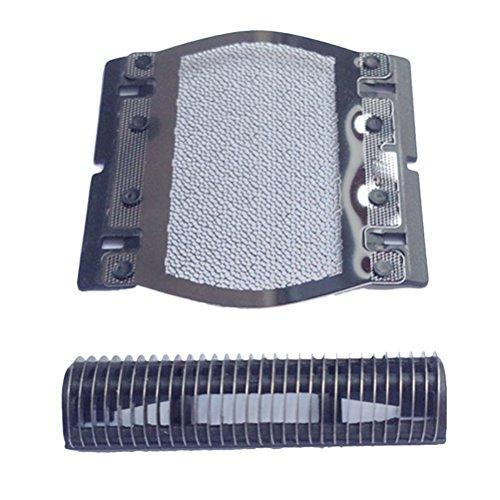 Zhhlaixing Replacement Razor Foil&Cutter fur BRAUNN BS550 555 570 575 5604 5607