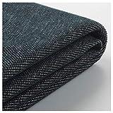 IKEA Asie Vimle Coque 1-Seat Section, Tallmyra Noir/Gris