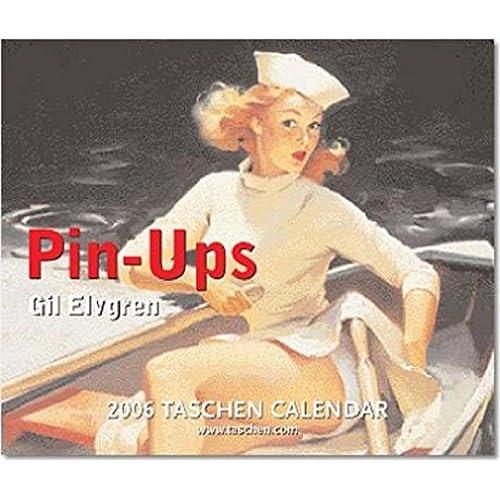 Elvgren Pin Ups Calendar 2006