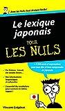 Lexique Japonais Pour les Nuls (French Edition)