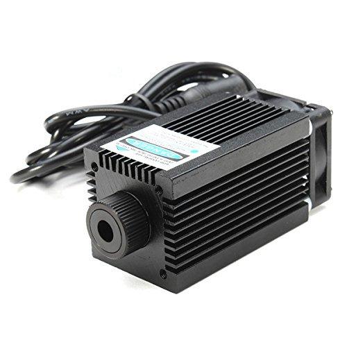 450nm 1000mW 1W Blau-Laser-Modul mit Halterung für DIY Laser Cutter