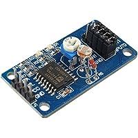 HALJIA PCF8591 AD/DA módulo convertidor analógico a Digital y analógica a Digital virotillo para Arduino