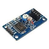 HALJIA PCF8591 AD/DA-Modulo convertitore analogico a digitale e DA digitale AD analogico di ricambio per Arduino