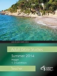 Adult Bible Studies Summer 2014 Teacher