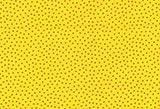 Westfalenstoffe * Junge Linie * Gelb Pünktchen *