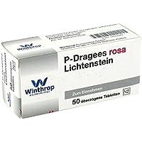 P DRAGEES rosa 50 St preisvergleich bei billige-tabletten.eu