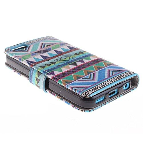 Nutbro [iPhone 5C] 5C Case,PU Leather iPhone 5C Case,iPhone 5C Phone Case,iPhone 5C Phone Cover Case PU Leather Case Wallet for iPhone 5C ZZ-5C-27