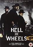Hell On Wheels - Season 1 [DVD] [Reino Unido]