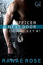 Officer Next Door (Lock and Key Book 1) (English Edition)