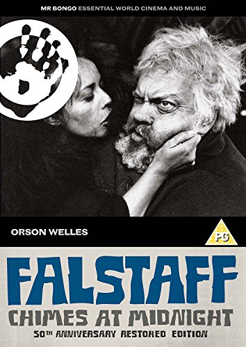 Falstaff: Chimes at Midnight [50th Anniversary Restored Edition] [DVD]